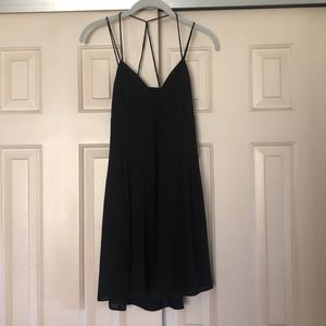 Express Little Black Dress Sz 2
